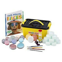 SNAZAROO Face Paints - Professional Face Painters Kit  - Paints 1500 Faces!