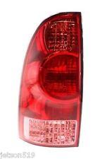 Genuine Toyota 05-14 Tacoma LEFT Rear Tail Light Lamp OEM OE