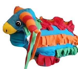 Bootique Dog Costume Blue Donkey Pinata - Pet Costume Sz MD Festive New no Tags
