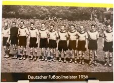 Borussia Dortmund + Deutscher Fußball Meister 1956 + Fan Big Card Edition F81 +