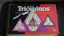 Vintage Goliath Original Triominos Classic Game - Boxed / Excellent Condition