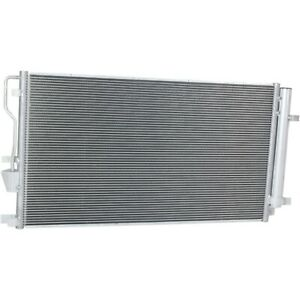 AC Condenser For 2017-2019 Kia Sportage 2.4L With Subcool 16mm 97606D9900
