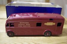 Dinky Toys Horse Box Boxed No 981 Vintage
