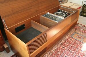 HMV radiogram 1960s