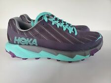 Hoka One One Torrent 1097755 NISG  Purple/Gray/ Green Women's Running Shoes