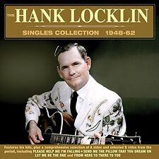 Hank Locklin - Singles Collection 1948-62 [New CD]