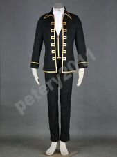 Gintama Anime Shinsengumi Halloween Cosplay Costume Custom-made
