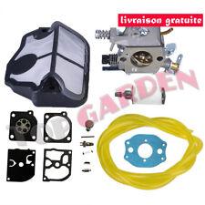 Carburateur pour Husqvarna 36 41 136 137 141 142 Tronçonneuse ZAMA Q1Q-W29e Carb