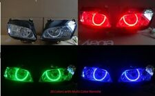 Honda CBR600RR 2007-2012 Custom Headlight assembly Multi color Angel eyes w/rem