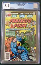 Fantastic Four #200 (Nov 1978, Marvel) CGC 6.5.  Doctor Doom Vs. Reed cover
