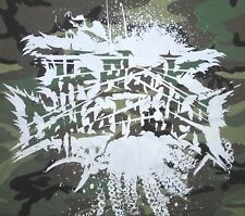 The Black Dahlia Murder shirt / New / Medium / M (Camouflage) Death Metal