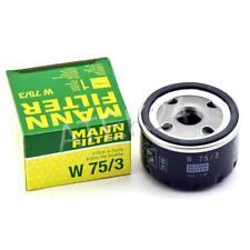 Ölfilter W 75/3 original MANN FILTER W75/3