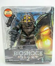 SEALED NECA 2K Games Bioshock 2 Big Daddy Ultra Deluxe Figure 2009 MISP Collect