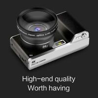 4.0-Inch 12X Optical Zoom 1080P HD IPS Digital SLR 24MP Camera Video Recorder