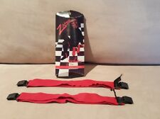 VINTAGE RARE NEW in package Zodiac Red Boot Straps