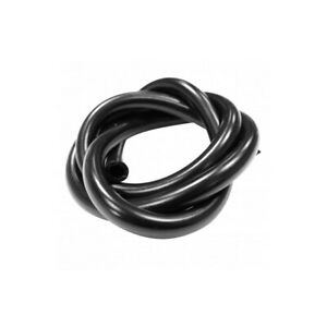 Apico Fuel Line Pipe Hose Black 6mm x 10mm 1 Metre Length Scooter Motorcycle