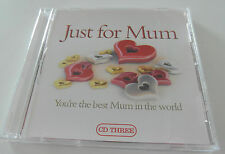 Just For Mum - You`re The Best Mum In The World / CD 3 (CD Album) Used Very Good