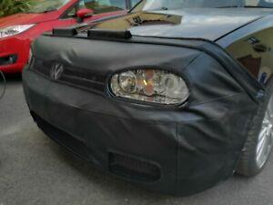 VW R32 MKIV GOLF MK4 AUTOMASK COBRA BONNET/BUMPER BRA MASK FULL FRONT.