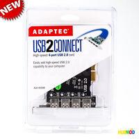 Adaptec AUA-1422 CardBus USB Download Drivers