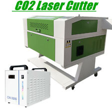 90w Co2 Laser Cutter With Double Side Open Door And Electric Lifting Worktable