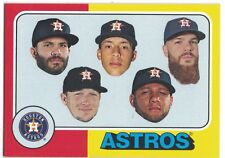 Houston Astros POSTSEASON TEAMS 2017 Topps #TBT /564 Jose Altuve Correa Kluber