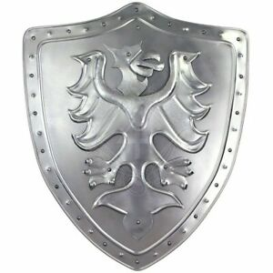 Medieval Eagle Decoration Shield Warrior Shield Armor Shield Collectibles Larp