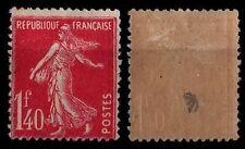 SEMEUSE CAMÉE 1f40, Neuf * = Cote 25 € / Lot Timbre France 196