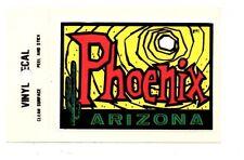 Lot of 12 Phoenix Arizona Luggage Decals Stickers - New - Free S&H
