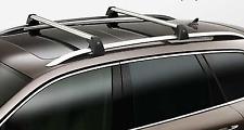 Genuine VW Touareg 7P Roof Rack, Cross Bars, Support Rails, T-Bar (2011-2019) NF