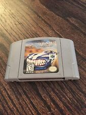 Top Gear Overdrive (Nintendo 64, 1998) N64 Cart L@@K NE5