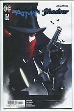 BATMAN/SHADOW #4 - STEVE EPTING VARIANT COVER - DC COMICS/2017