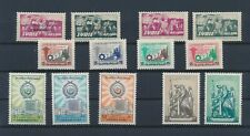 LM11684 Syria mixed thematics fine lot MNH