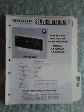 sharp fx ebay rh ebay ca Sharp FX Plus Specs Sharp FX Plus Review