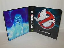 Custom Made Ghostbusters 2016 Movie Trading Card Binder Graphics Only