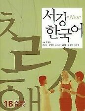 Sogang Korean 1b Student Workbook With CD