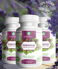3 Pack Premium Forskolin Extract Supplement 100% Natural Max Strength