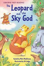 Le Léopard et le Ciel Dieu (première lecture) (Usborne First Reading),, New Book