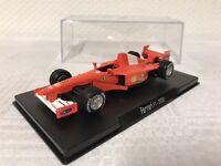 Ferrari F1 2000 1:43 Geschenk Modellauto Modelcar Scale Model Rennauto Rarität