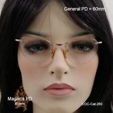 C.O.C.  12k Gold Fill CAT EYE  True Antique Eyeglasses & Case