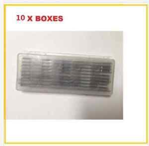 100 X PLANER BLADES REVERSIBLE 82mm FOR DEWALT-MAKITA-BOSCH-B&D-HITACHI- METABO