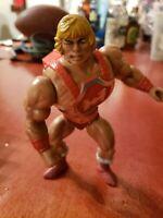 Vintage 1984 Mattel Thunder Punch He-Man MOTU Action Figure Toy