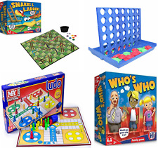 Classic Traditional Family Board Games Gifts Christmas Kids Stocking Toys Games