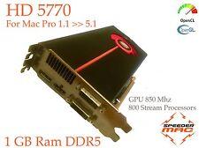  ATI Radeon HD 5770 1GB Ram Pour Mac Pro 1.1 à 5.1