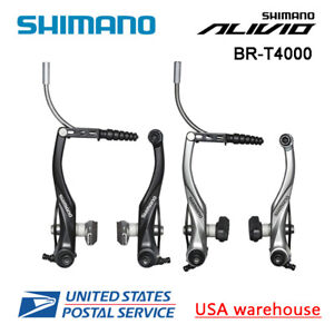 Shimano Alivio BR-T4000 V-Brake Caliper Trekking MTB Bike Front/Rear/Set (OE)