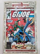G.I. JOE A REAL AMERICAN HERO #1 HUNDRED PENNY PRESS (2014) IDW COMICS MARVEL