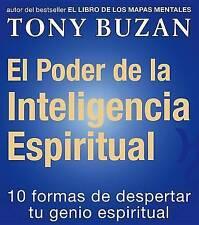 NEW El poder de la inteligencia espiritual (Spanish Edition) by Tony Buzan