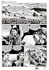 """MAJO -  Dampyr  n. 22 """" Il segreto delle sette città """" -  p. 36"""