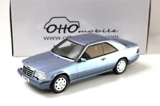 1:18 Otto mercedes e320 (c124) Coupe 1986 Blue New en Premium-modelcars