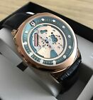 Bulova Accutron II Alpha Men's Watch, Rose Gold - (97A122)