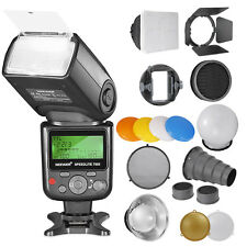 VK750II FLASH & accessories FOR NIKON D7100 D7000 D5300 D5200 D5100 D5000 D3200